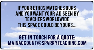 Advertise on Sparky Teaching