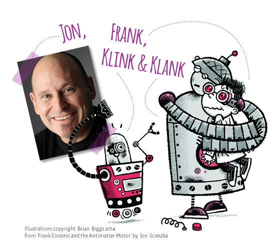 Jon, Frank, Klink and Klank