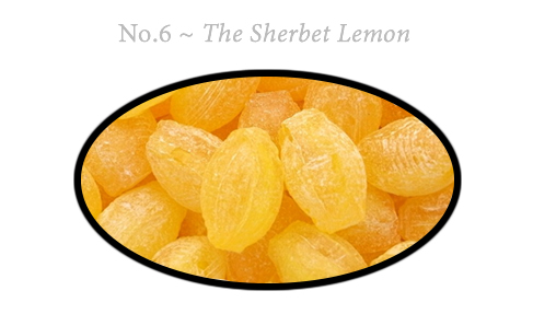 No.6 The Sherbet Lemon