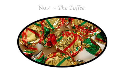 No.4 The Toffee