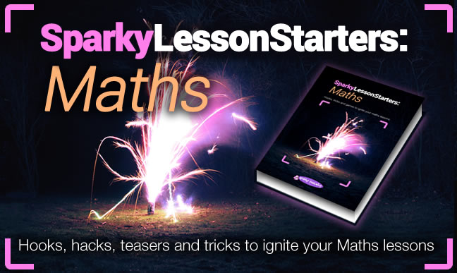 Sparky Lesson Starters - Maths